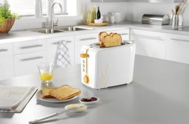 Śniadaniowy komplet -czajnik, toster, ekspresy do kawy Cucina