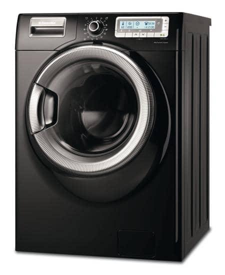 Pralka Electrolux, kolor czarny