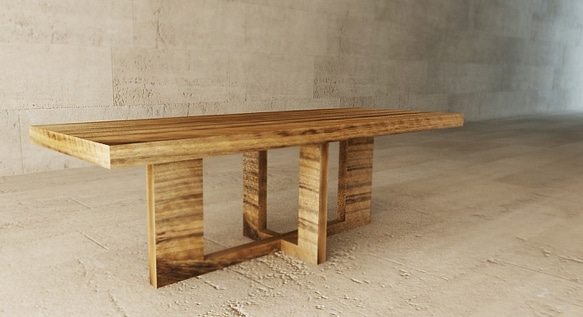 Stół z drewna dąb limba, 180 x 90 cm cena 6300 zł, Katarzyna Kraszewska