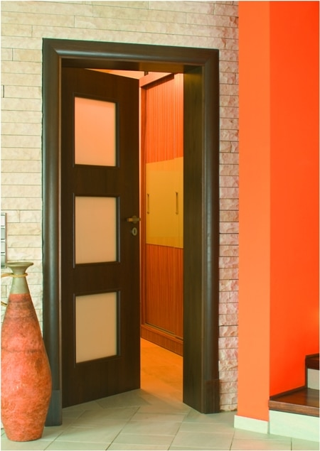 Podłoga i drzwi, kontrastowo, RuckZuck