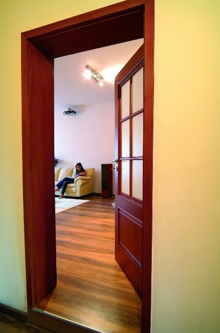 podloga i drzwi