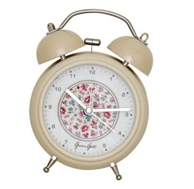 Ozdobny zegar-budzik, sklep fiorello.pl