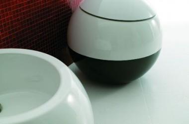 Sedes i bedet w kształcie kuli