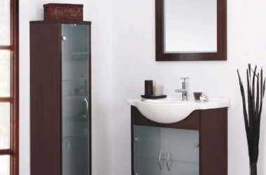 Czy meble drewniane mogą być w łazience?