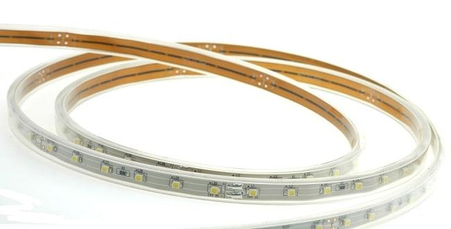 Pasek LED nFlex z oświetleniem LED firmy Niviss