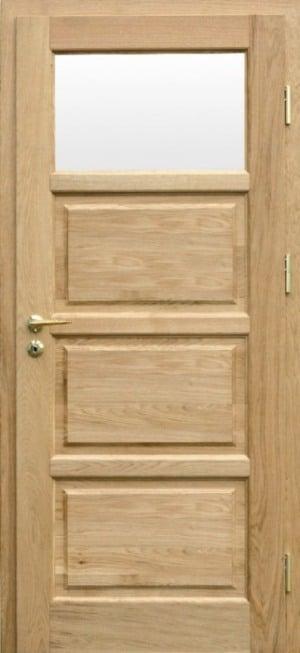Drzwi drewniane Castel, Stolbud