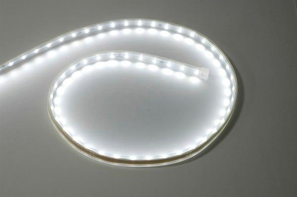 pasek LED, óświetlenie. Niviss