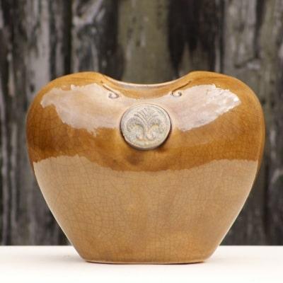 Home & Garden deco, wazon w kształcie serca
