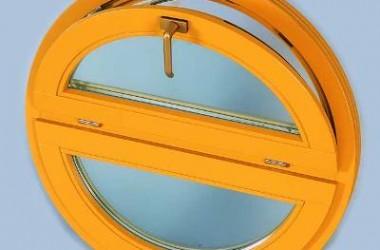 Jak zasłonić okrągłe okno?