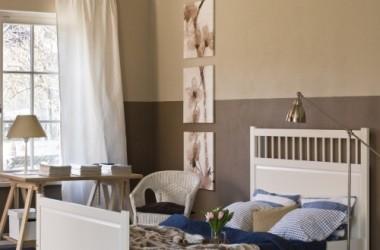 Jak obniżyć zbyt wysoką sypialnię?
