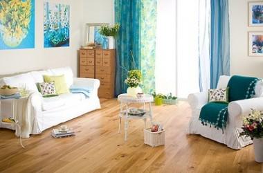 Jakie kolory wybrać do pokoju całego w boazerii?