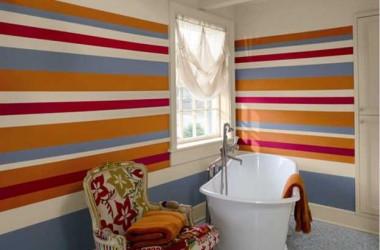 Farba do łazienki, wodoodporna