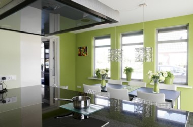 Otwarta kuchnia – kolory