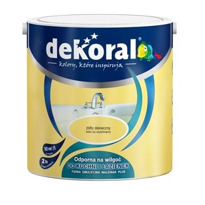 Dekoral, puszka farby Maleinak do malowania kuchni