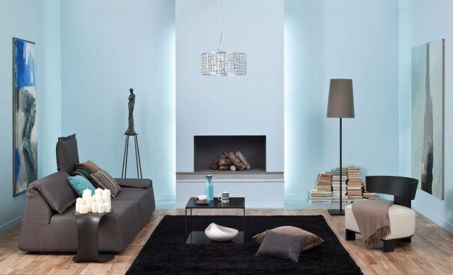 Kolor Roku 2010 błękit. Dulux - Błękit Przestrzeni