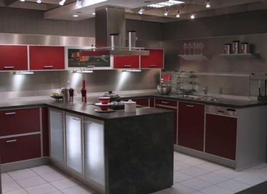 Kuchnia firmy bim.log.pl
