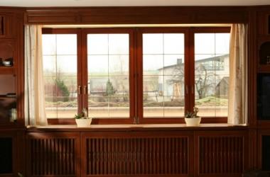 Co mówi się o oknach drewnianych?