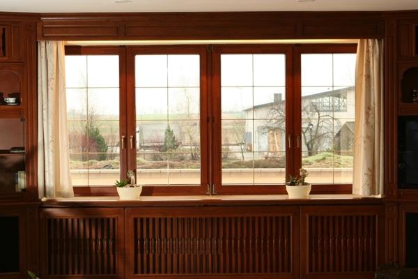 Okna drewniane Stolbud