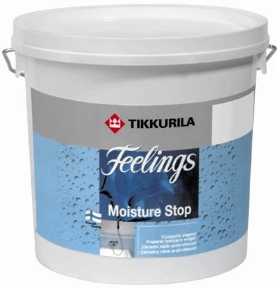 Preparat Tikkurila Feeling Moisture Stop