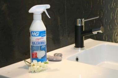 Skuteczny preparat do usuwania kamienia w umywalek, kabin, wanien