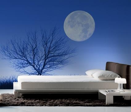 Fototapeta z serii Full Moon, artofwall.com.pl