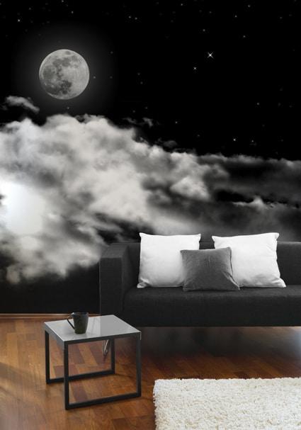 Fototapeta z serri Full Moon, artofwall.com.pl