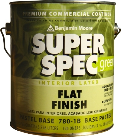 Farba Super Spec Green , Benjamin Moore