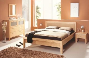 Nowoczesna sypialnia – jasne lub ciemne meble