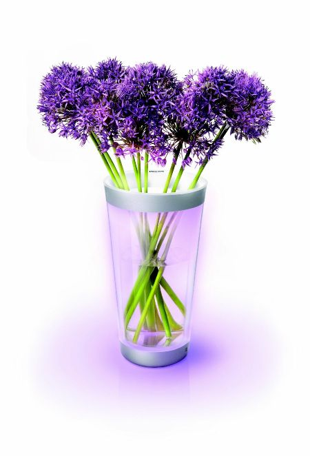 wazon Philips, podświetlany
