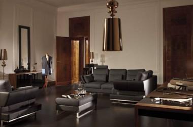 Kanapa 2- lub 3-osobowa, fotel albo narożnik – zestaw Kler
