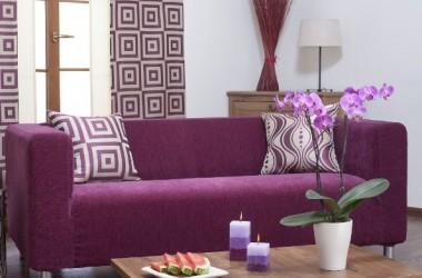 Nowy pokój dzięki tkaninom