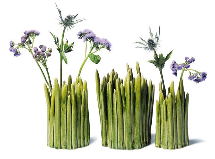Wazony Grass, Fabryka Form