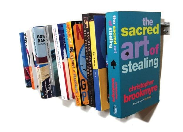 Niewidzialna półka na książki, Fabryka Form