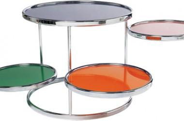 Kolorowo – stoliki, kubiki