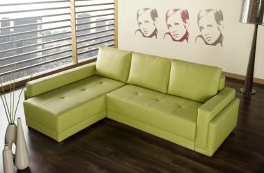 Kolor ścian do zielonej kanapy