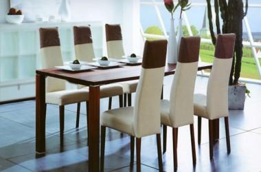 Pokój łączony z kuchnią i jadalnią