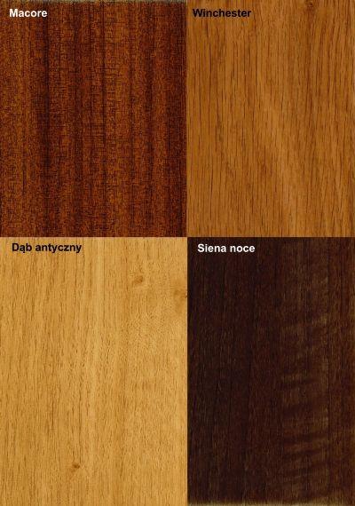 Wybór kolorów okien PVC, Oknoplast