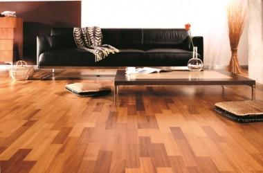 Lakierowanie olejowanej podłogi