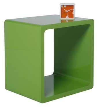 Kubik zielony Glamstore