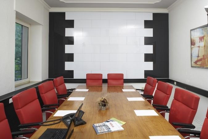 Panele laminowane na ścianie, Classen