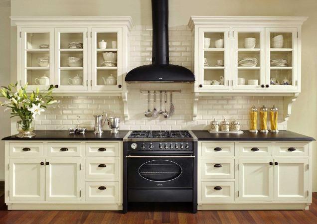 Kuchnia angielska  Kuchnia -> Kuchnia Elektryczna Amica Retro