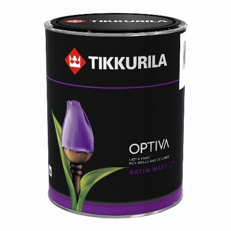 Opakowanie Optiva Tikkurila