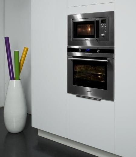 Zelmer - piekarnik i kuchenka mikrofalowa do zabudowy