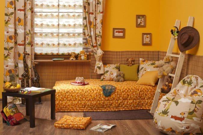 Kolekcja tkanin Kids, dekoria.pl