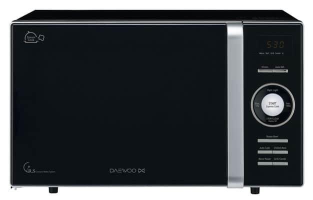 Daewoo mikrofalówka KQG-8A6K