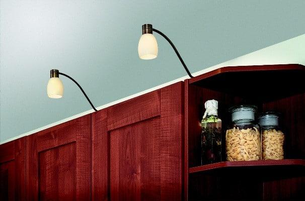 Philips - lampki Pepper nad szafki kuchenne