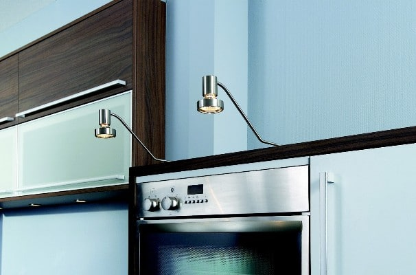 Philips - lampki Parsley, nad szafki kuchenne