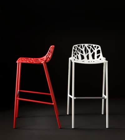 stołki barowe Forest - Fabryka Form