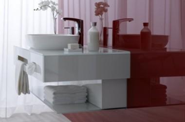 Szkło lakierowane do łazienki