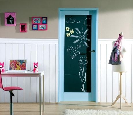 KOMFORT - drzwi Happy (drzwi-tablica)